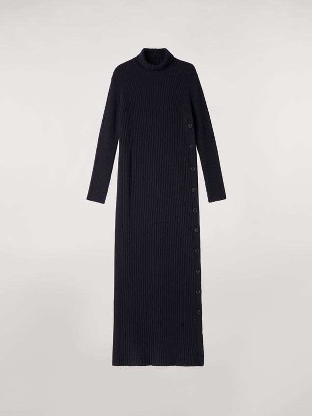 Marni Virgin wool dress with side buttons Woman - 2