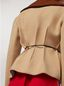 Marni Felted wool twill jacket with shawl collar Woman - 5