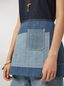 Marni Tunic in indigo denim drill Woman - 4