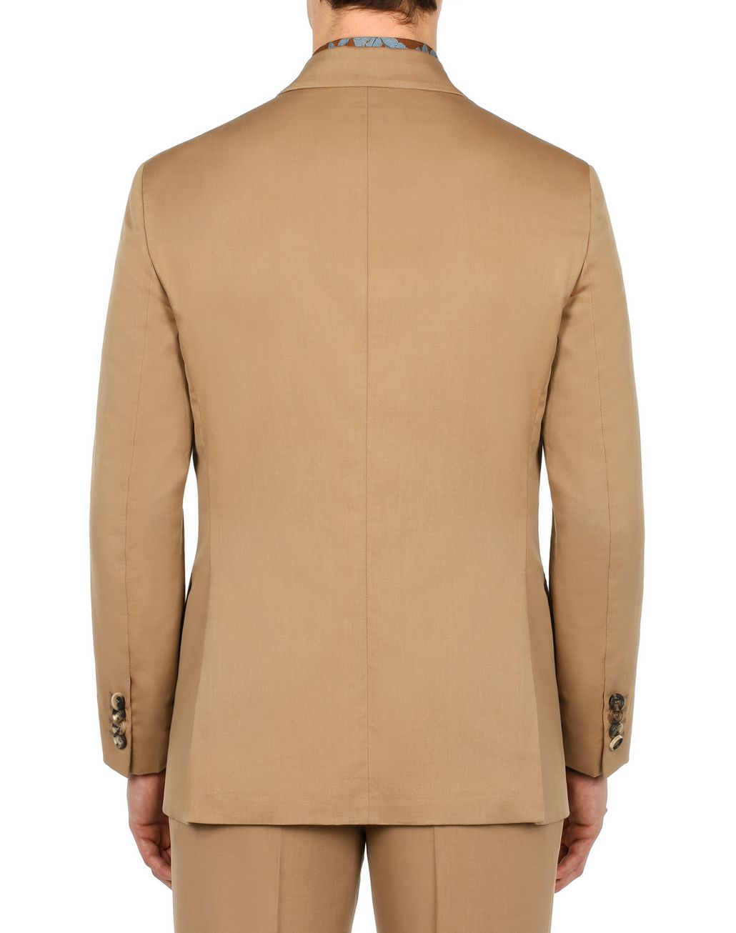 BRIONI Beige Decostructed Jacket Jackets Man d
