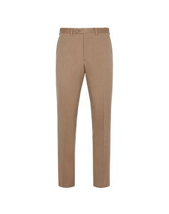 Beige Megeve Trousers
