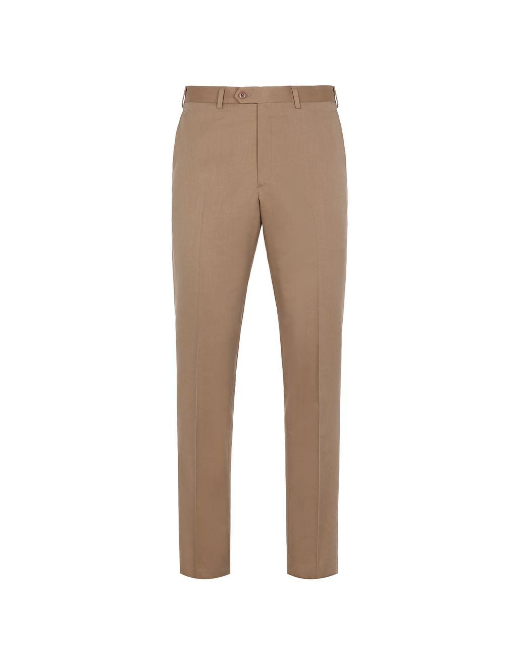 BRIONI Beige Megeve Trousers Trousers Man f