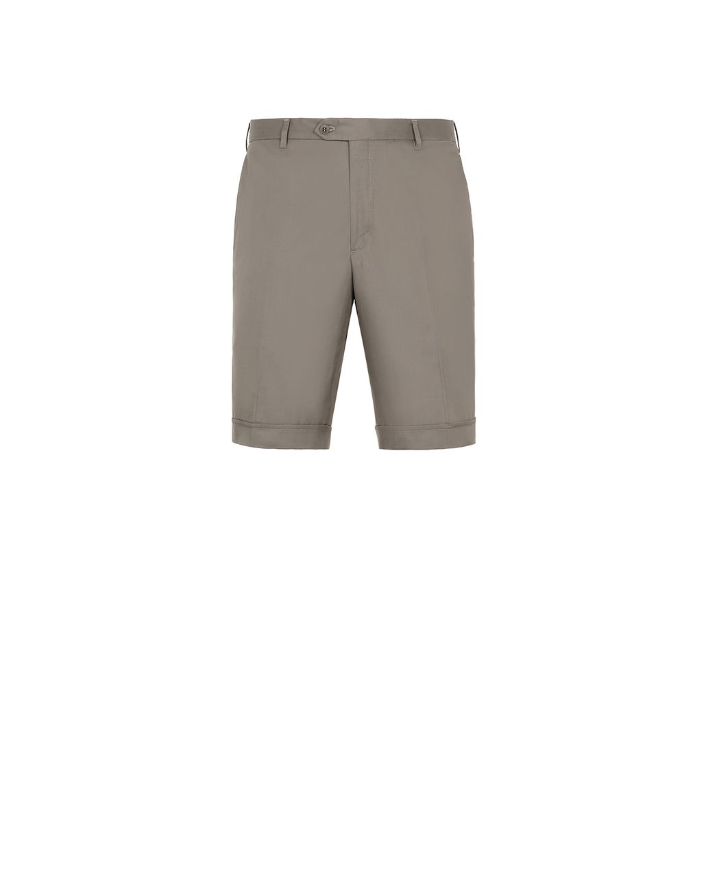BRIONI Green Short Trousers Trousers Man f