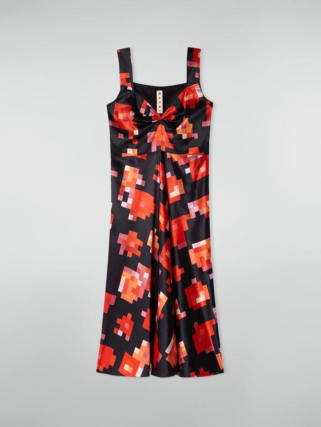 Marni Strap dress Magnete print Woman - 2