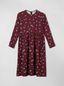 Marni VISCOSE CREPE DRESS WITH PETALS PRINT Woman - 1