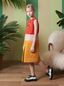Marni COLOR-BLOCK SLEEVELESS DRESS IN COTTON AND VISCOSE Woman - 2