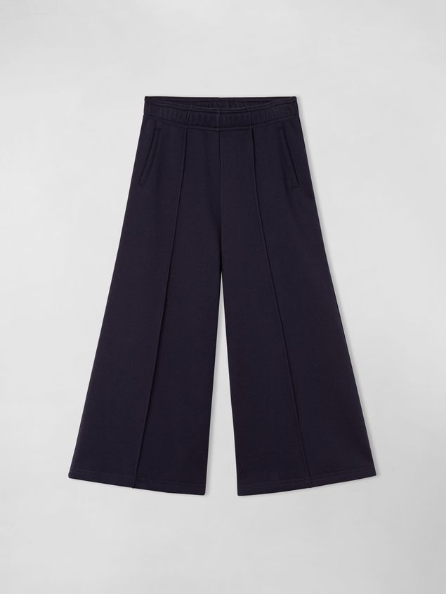Marni COTTON FLEECE PANTS  Woman - 1