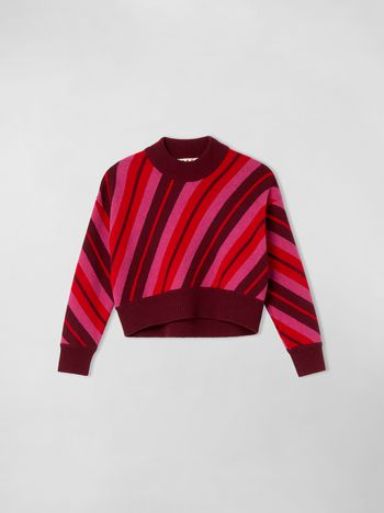 Marni WOOL SWEATER Woman f