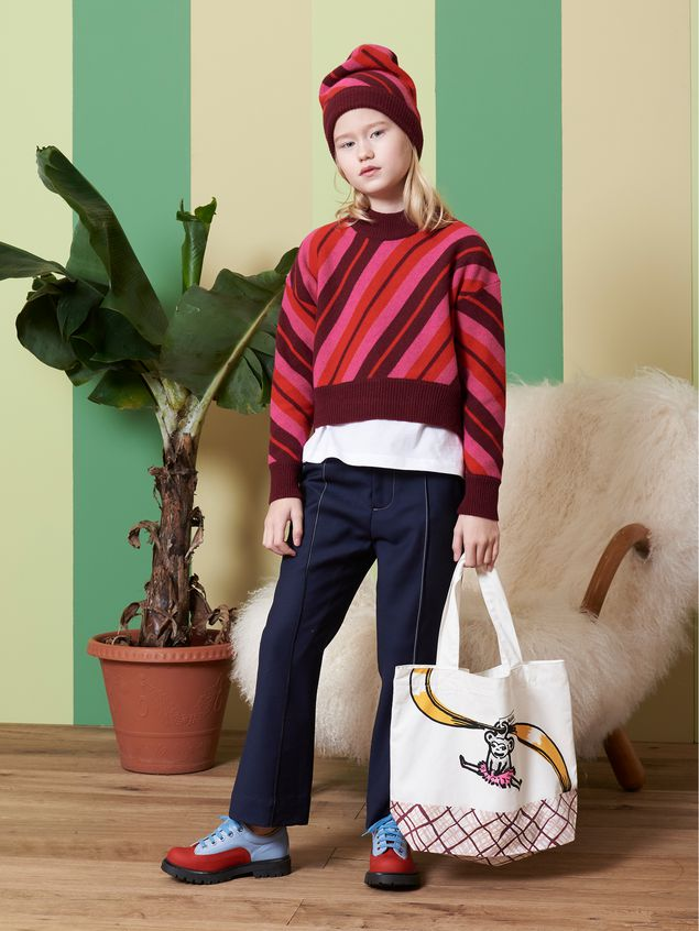 Marni SWEATER IN WOOL  Woman - 2