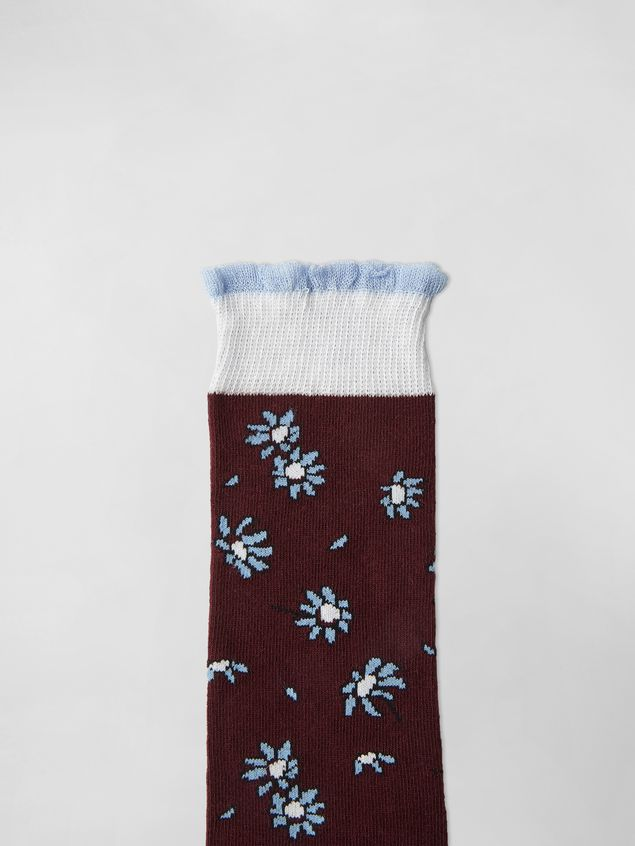 Marni SOCKS IN COTTON Woman - 2