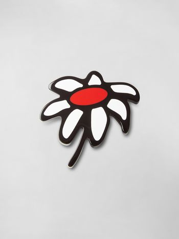 Marni PETAL BROOCH IN RESIN  Woman
