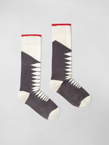 Marni COTTON SOCKS  Woman f