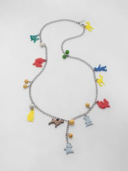 Marni NECKLACE WITH CRACKER JACKS CHARM Woman