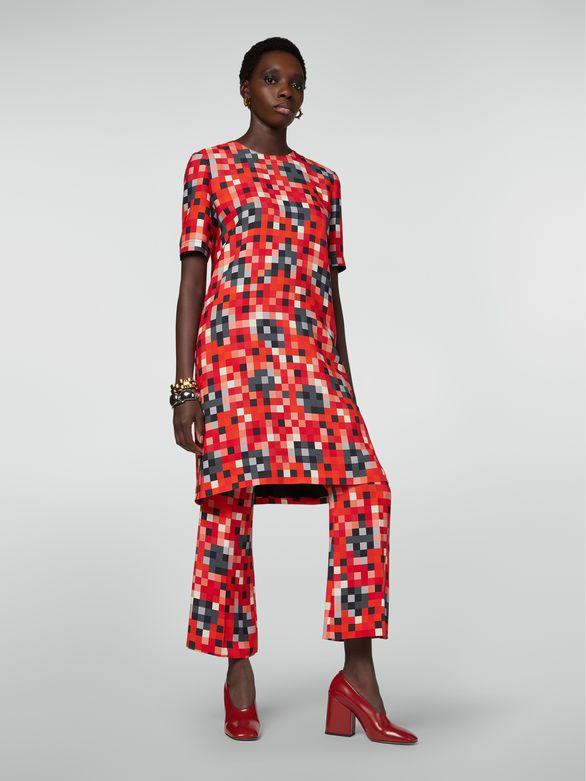 new styles 20d04 4ba29 Abiti e vestiti donna: eleganti, casual, lunghi, corti | Marni