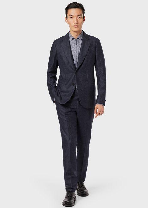 15f74fc51 Men's Suits & Tuxedos | Giorgio Armani
