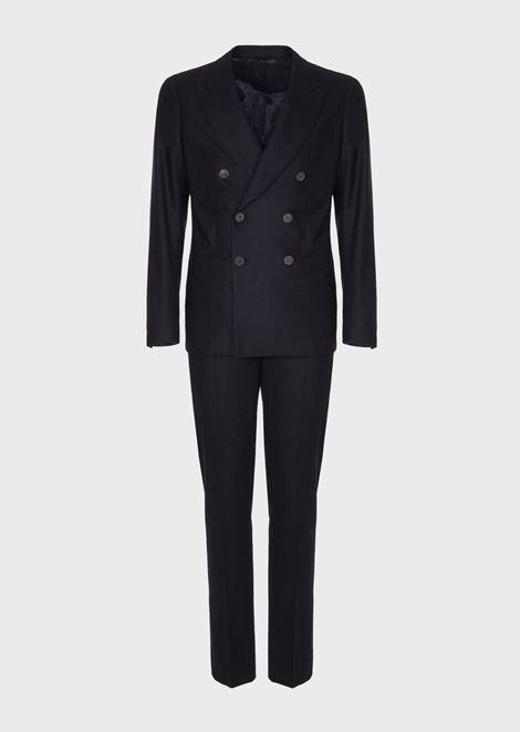 premium selection 702e5 b4c23 Abiti, vestiti completi e smoking da uomo | Giorgio Armani