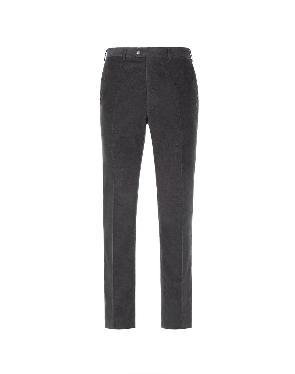 BRIONI Green Tigullio Trousers. Trousers Man f
