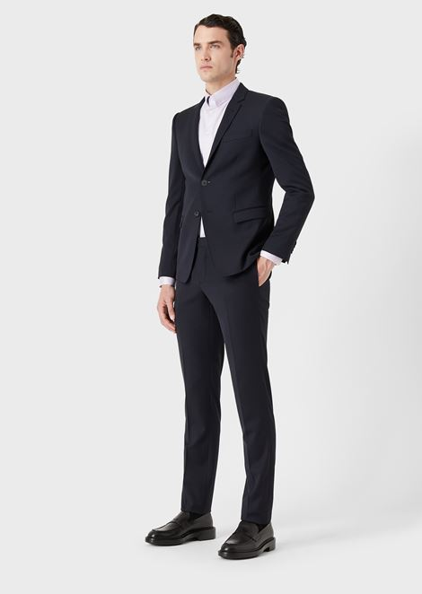 88ceb1910c6 Men's Suits & Tuxedos | Giorgio Armani