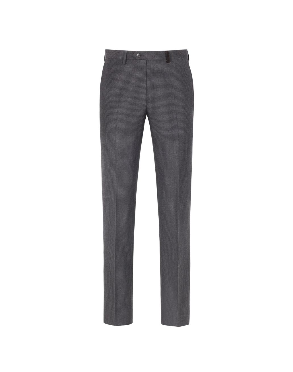 BRIONI Gray Pants Trousers Man f