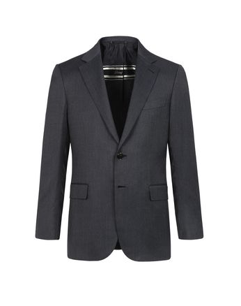 Gray Condotti Jacket