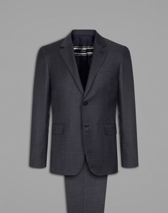 Grey Primo Suit