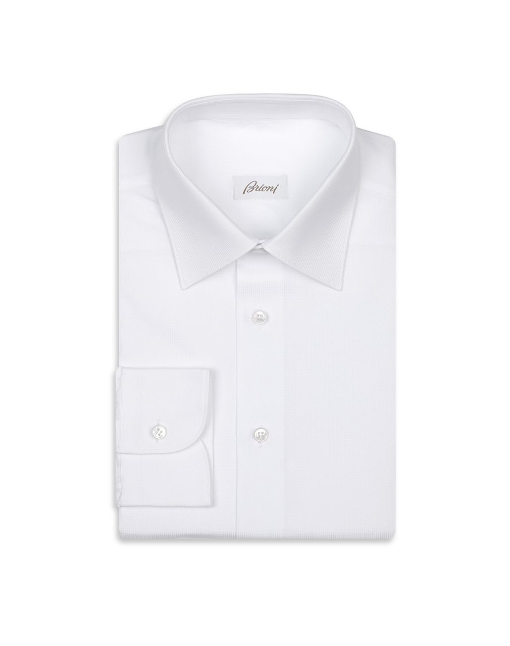 BRIONI White Formal Shirt Formal shirt Man f