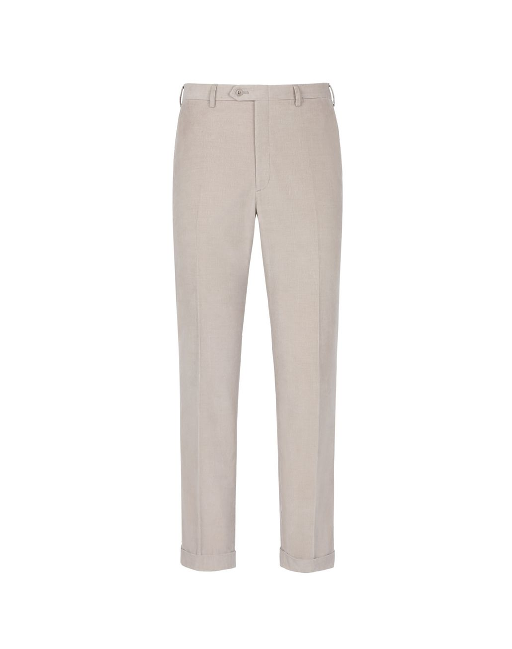 BRIONI Brown and Beige Trousers Trousers Man f