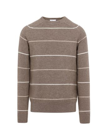 Brown Sustainable Sweater