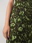 Marni Dress in cotton jacquard Wild print with sleeve turn-ups  Woman - 4