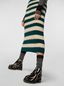 Marni WANDERING IN STRIPES dress in dégradé striped wool and alpaca Woman - 5
