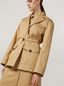 Marni Jacket in cotton and linen drill with 3 pockets Woman - 5