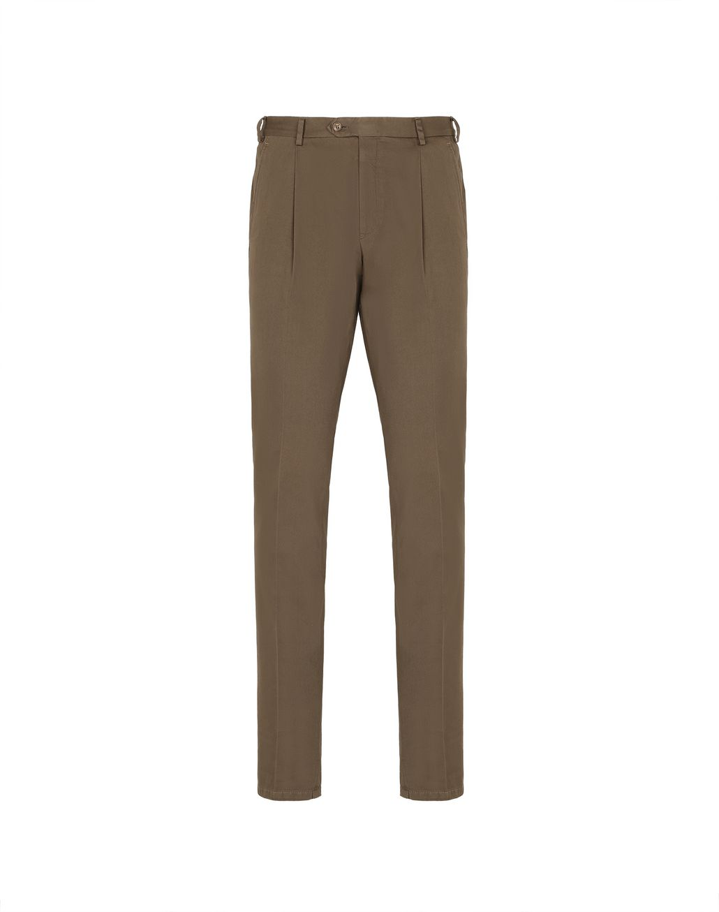 BRIONI Brown Trousers Trousers Man f