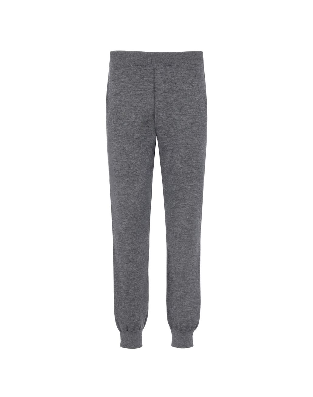 BRIONI Grey Jogging Trousers Trousers Man f