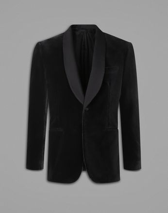 Gray Evening Jacket
