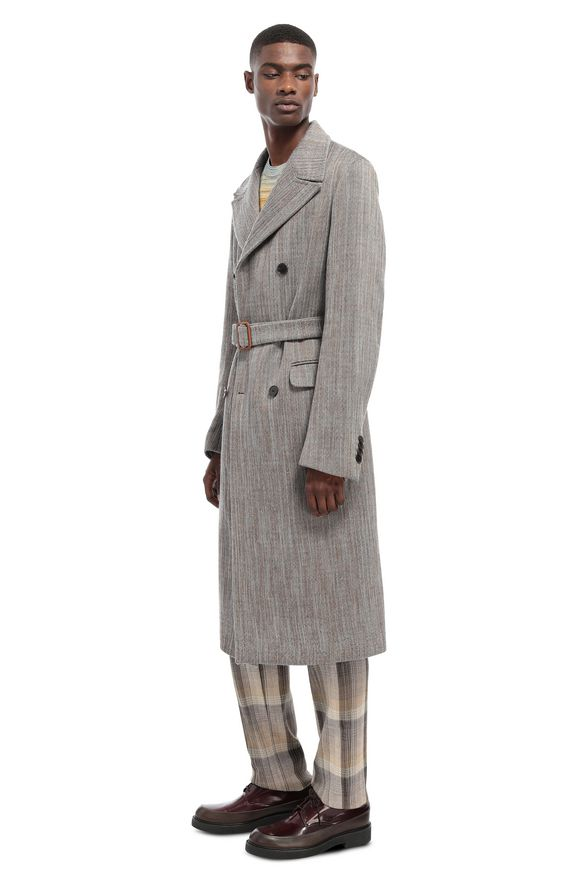MISSONI Coat Man, Side view