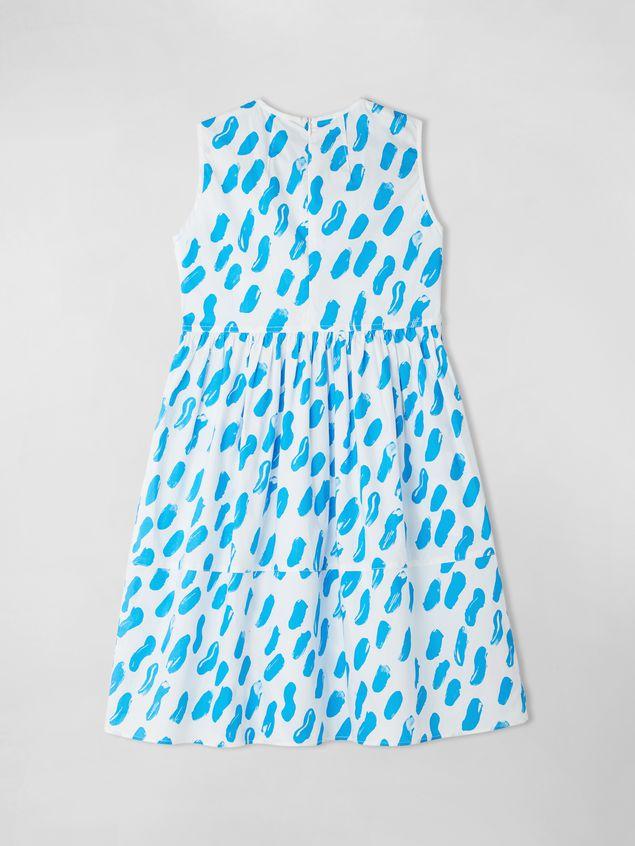Marni COTTON POPLIN DRESS GEA PRINT Woman - 2