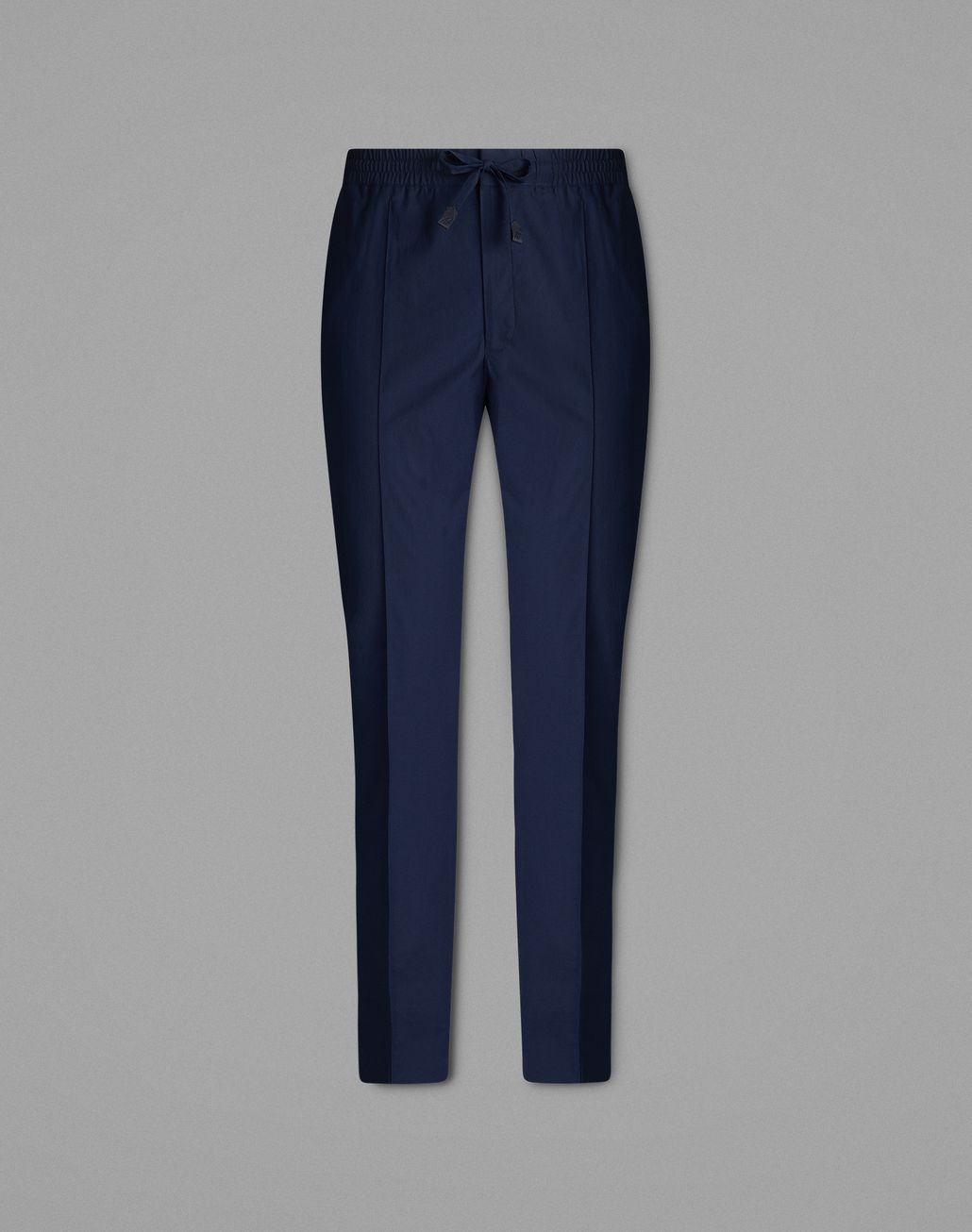 BRIONI Navy Blue Trousers Trousers Man f