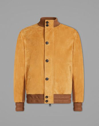 Yellow Blouson