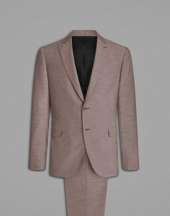 Light Brown Brunico Suit