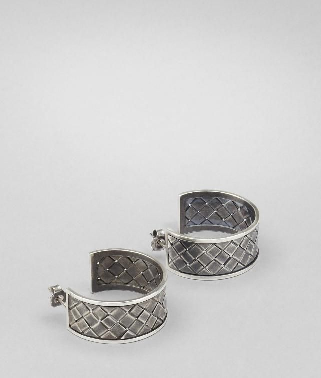 BOTTEGA VENETA Intrecciato Earring Earrings D fp