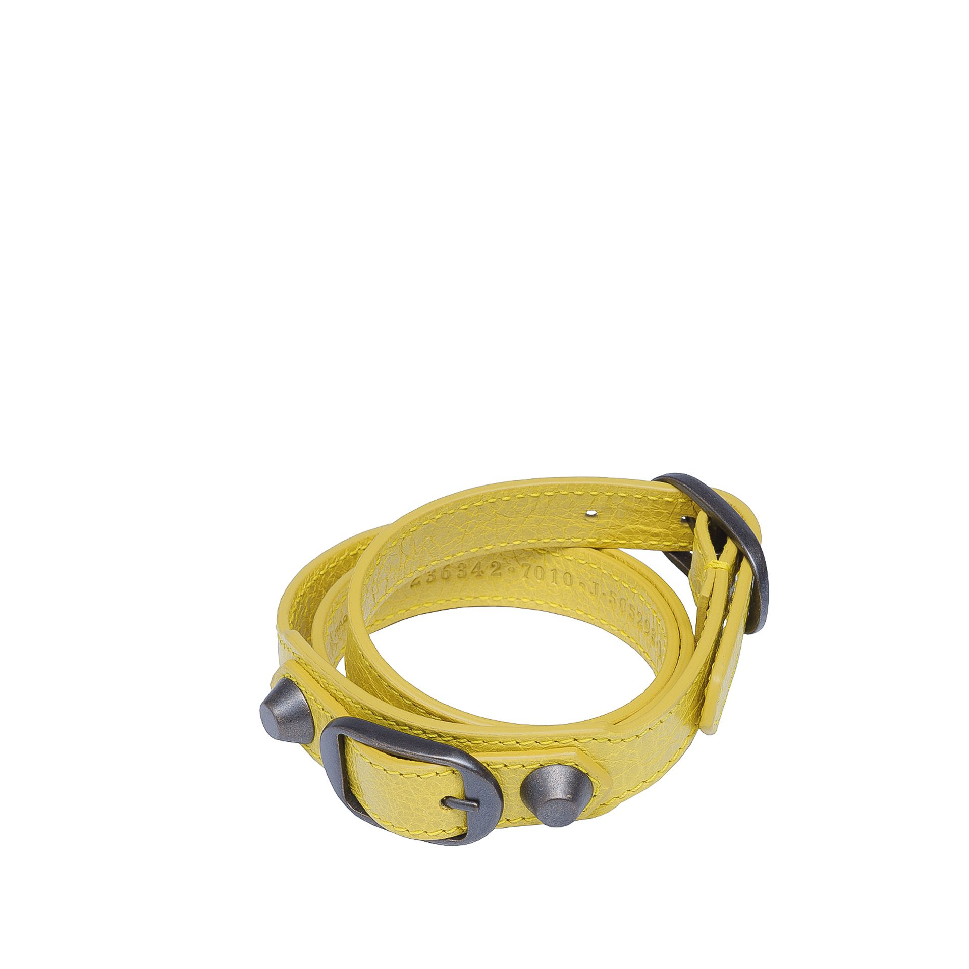 BALENCIAGA Classic Bracelet Triple Tour Classic Bracelet Triple Tour D f