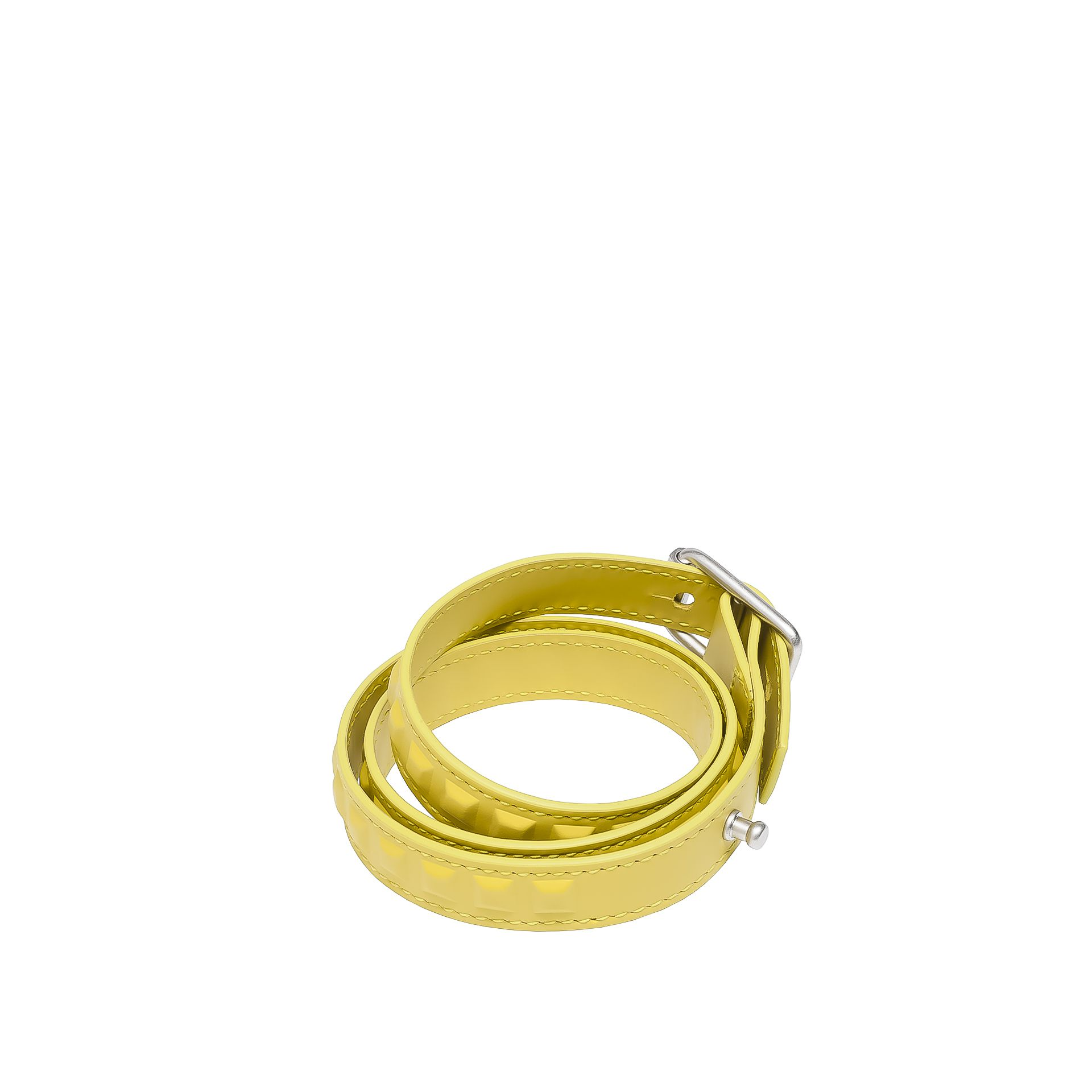 BALENCIAGA Balenciaga Embossed Bracelet Triple Tour Bracelet U f