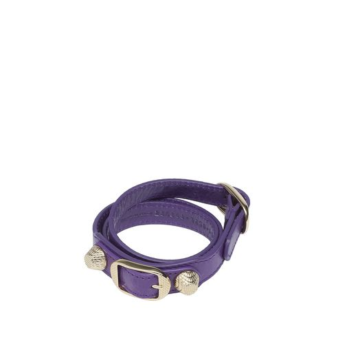 BALENCIAGA Bracelet D Balenciaga Giant Bracelet Triple Tour Or f