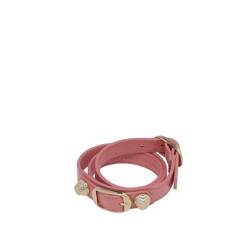 BALENCIAGA Bracelet D Balenciaga Giant Gold Bracelet Triple Tour f