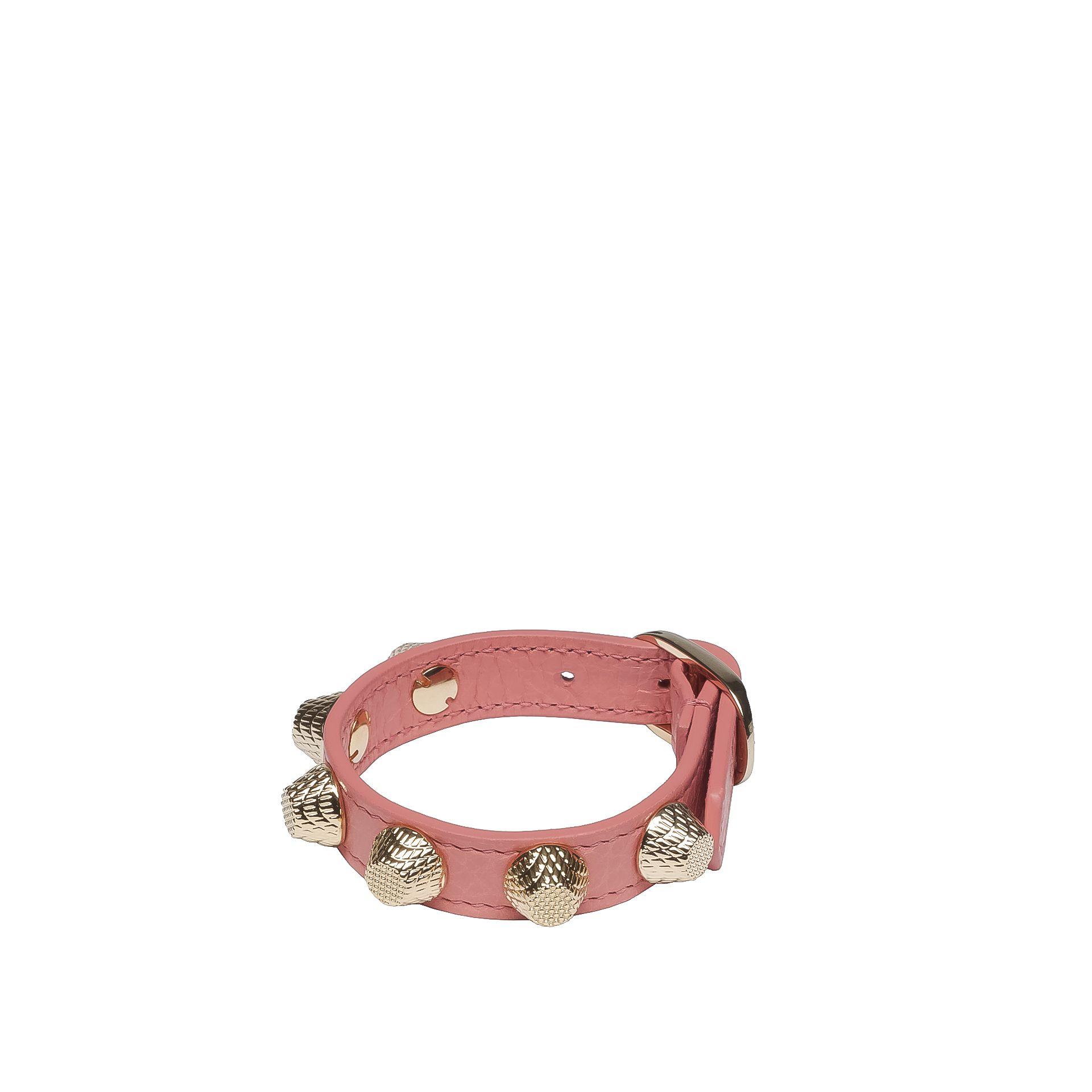 BALENCIAGA Balenciaga Giant Gold Bracelet Stud Bracelet D f
