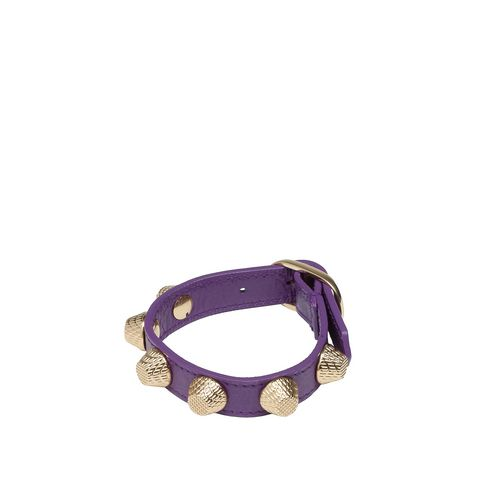 BALENCIAGA Bracelet D Balenciaga Giant Gold Bracelet Stud f
