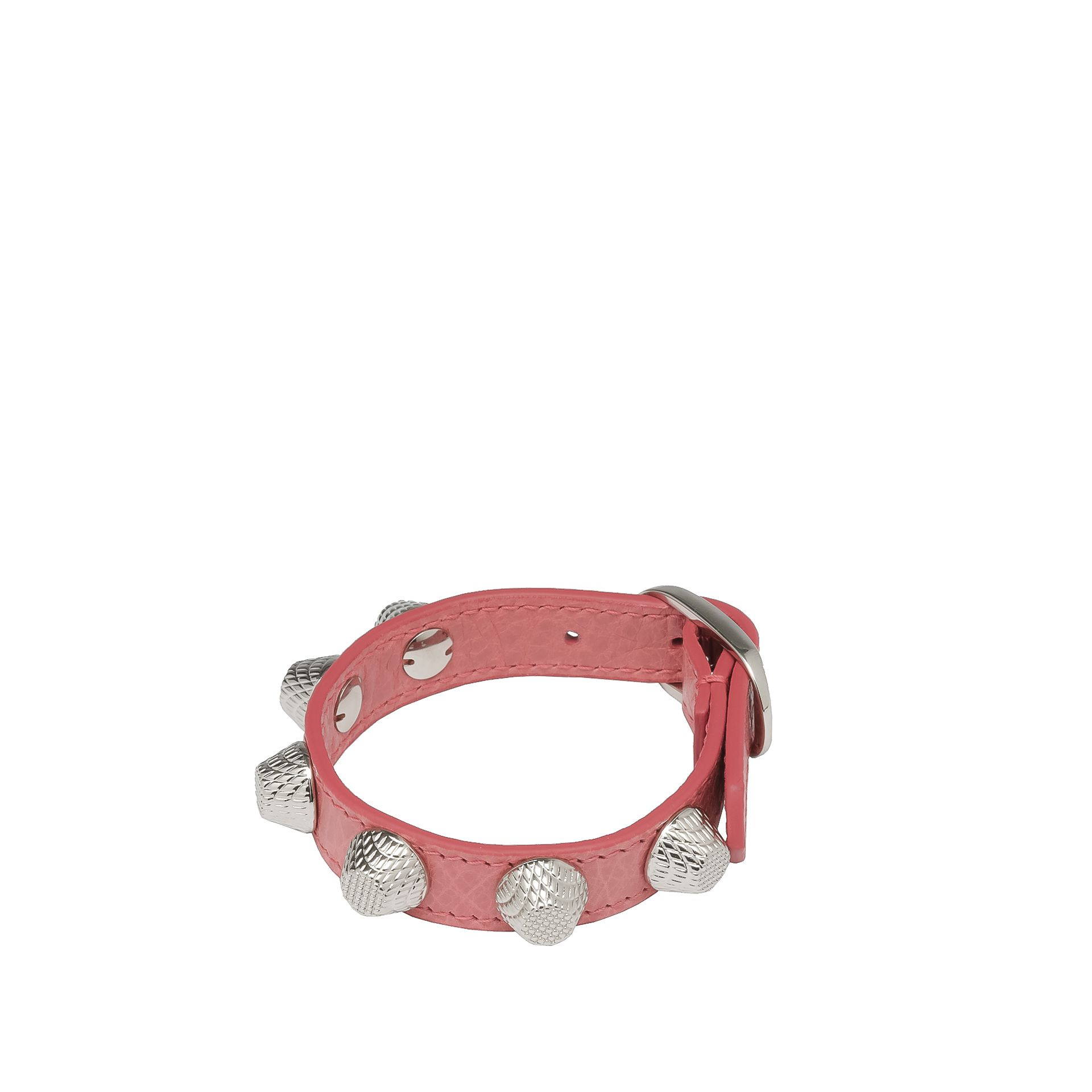 BALENCIAGA Giant Silver Bracelet Stud Giant Bracelet Stud D f