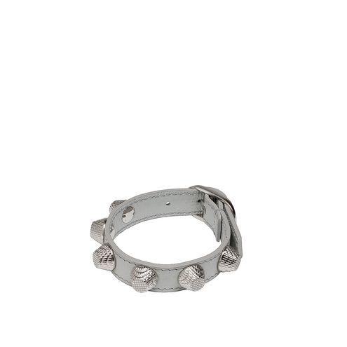 BALENCIAGA Giant Bracelet Stud D Giant Silver Bracelet Stud f