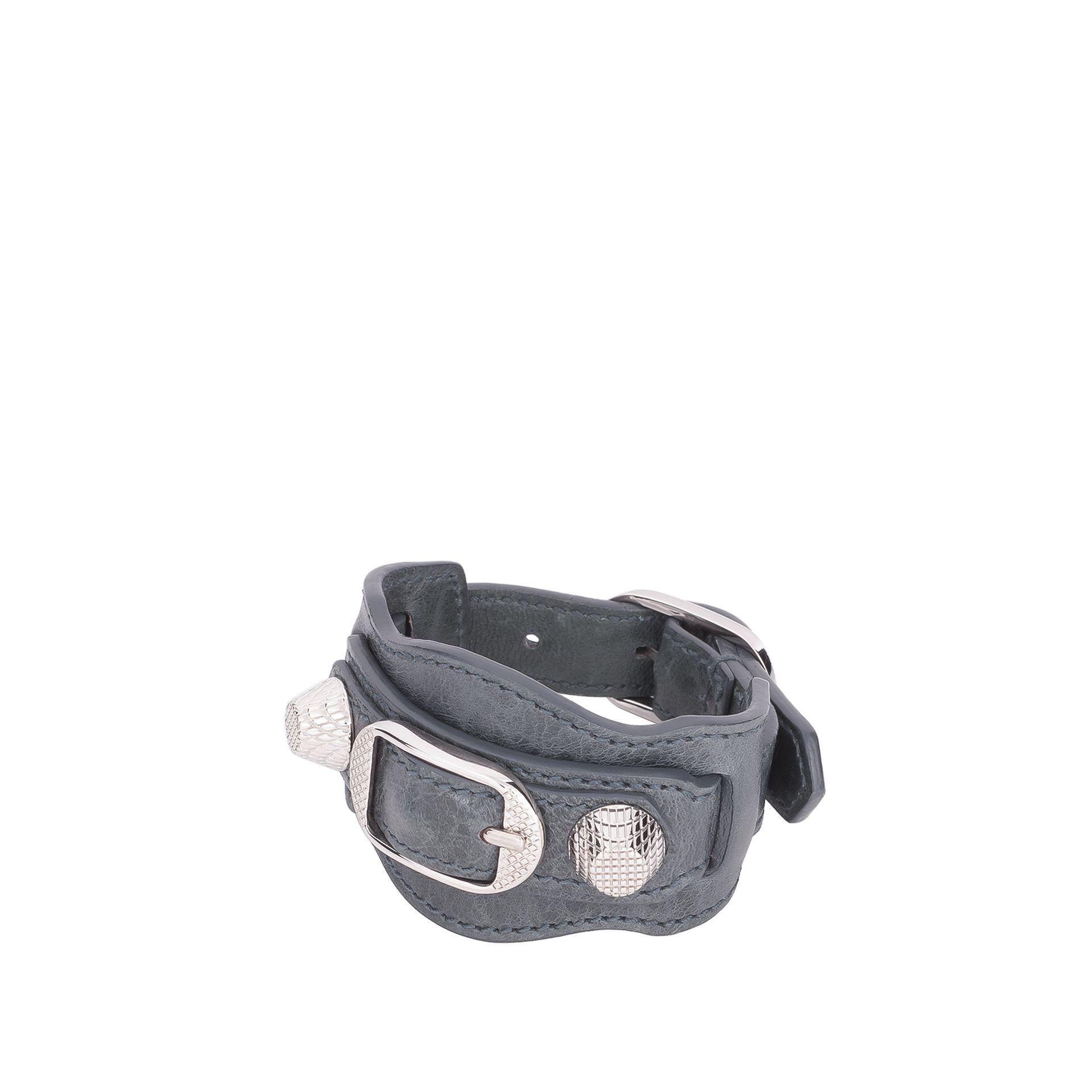 BALENCIAGA Giant Armband Silber Giant Armband D f