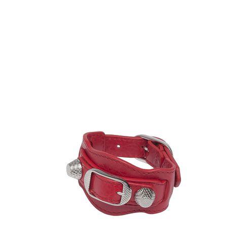 BALENCIAGA Giant Bracelet D Giant Silver Bracelet f